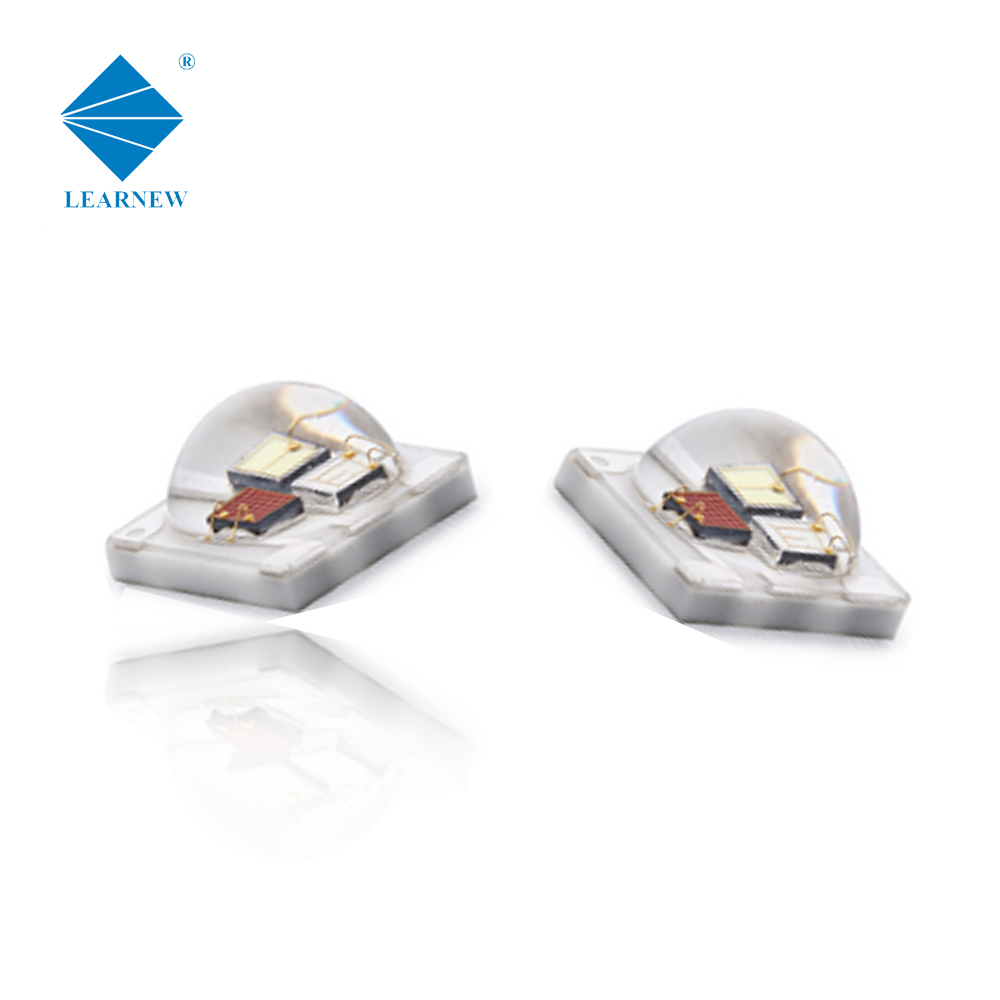 Cost performance smd lights rgb led chip 3w for LED stage light