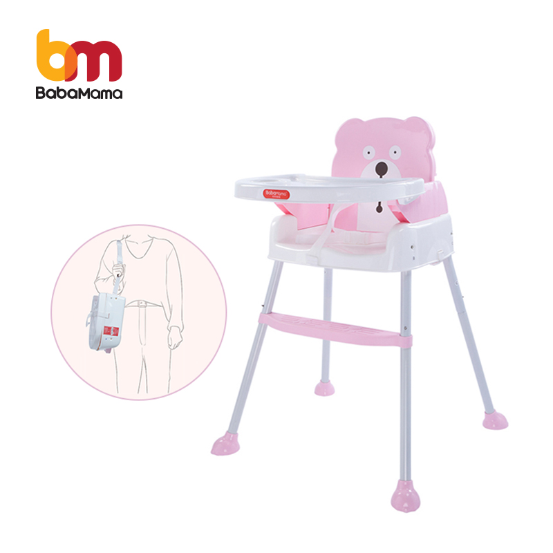 China factory Plastic booster chair baby dinner chair