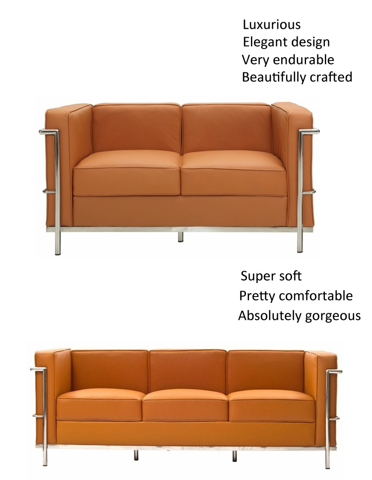 Leather Trend Sofa For Living Room