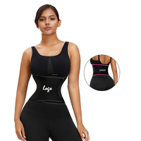 2020 Custom Tummy Control Fitness Sport Women Neoprene Waist Trainer Slimming