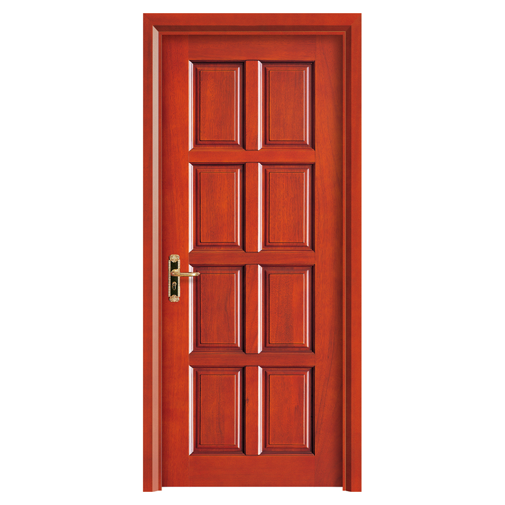 Good Quality  Customized Interior Wooden Door