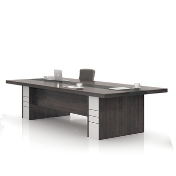 Big Conference Table 6 8 12 Person Office Wooden furniture Modern Conference Table