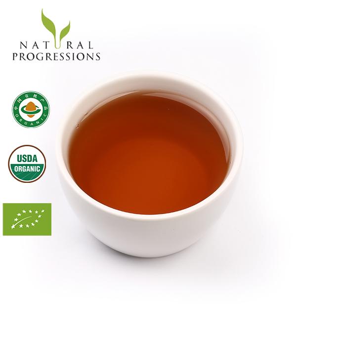 NOP Certified Organic Oolong Tea Brands Organic Tea Leaves Health - 4uTea   4uTea.com