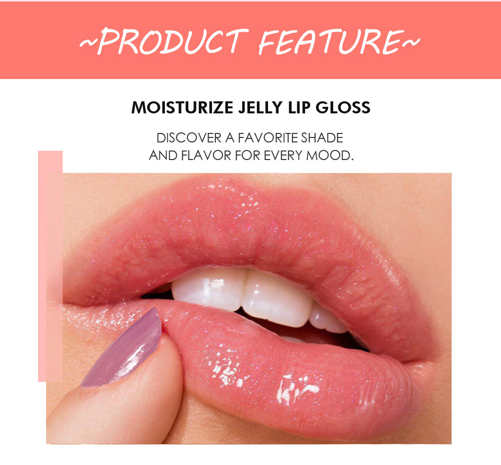 Candy Flavor LlipGloss Base Plumping Lip Gloss Vendor Lipgloss Packaging Tubes Private Label