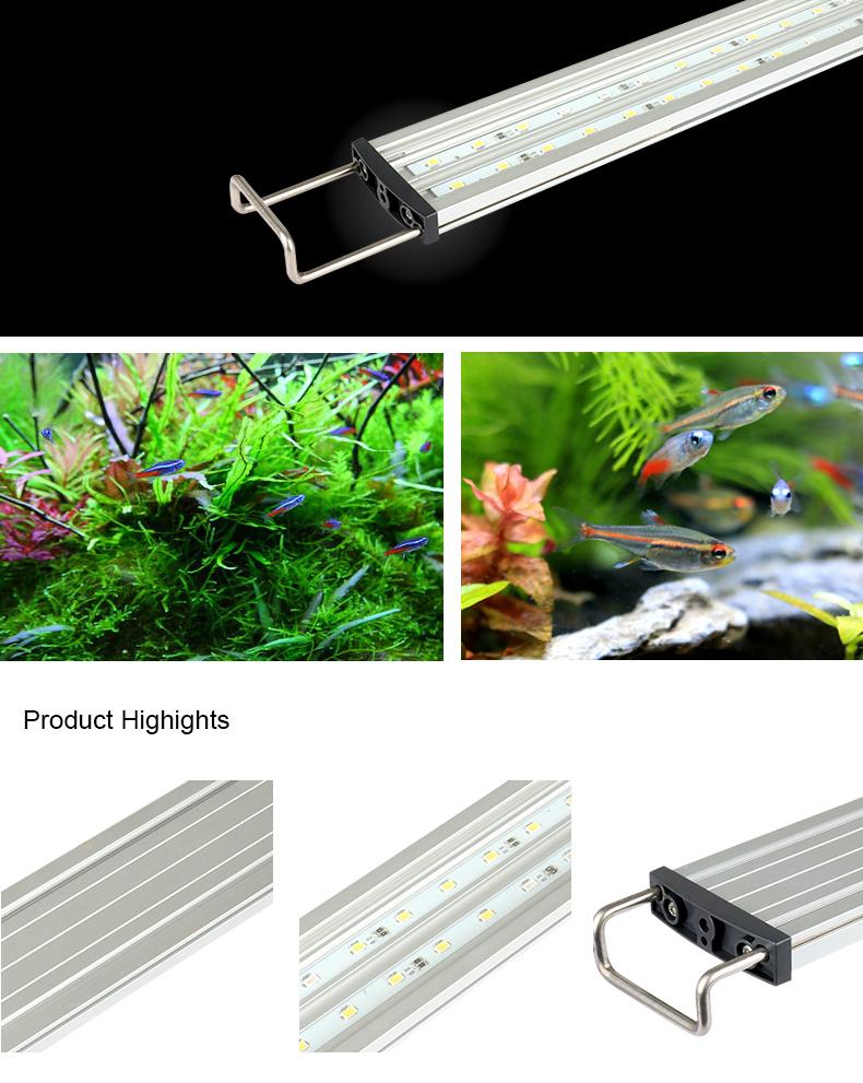 Planted led aquarium light, Aquarium Plant led light,Fresh water light