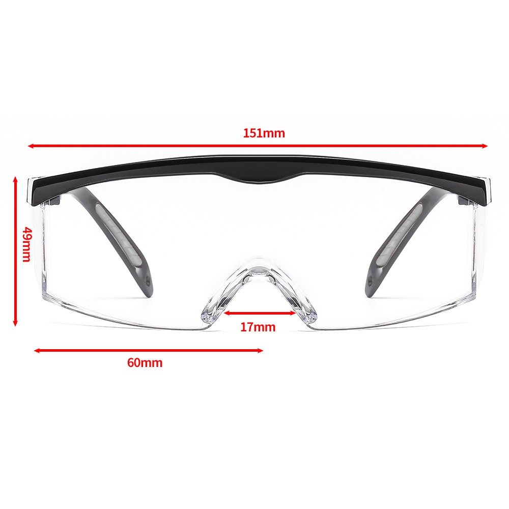 Medical supplies goggles safety isolation eye mask