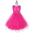 Girls Hot Selling Lace Dresses For Girls 6 Colors /2020 Baby Girls Party Dress Children Designs
