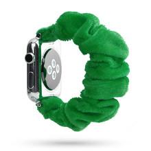 Ремешок для apple watch, 5, 44 мм, 40 мм, эластичный женский ремешок для часов, браслет, серия 5, 4, 3, iwatch, 38 мм, 42 мм, 38(Китай)