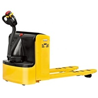 2t Industry used popular sale fork lift powered electric pallet truck