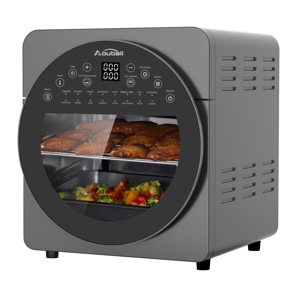 14L Air Fryer Oven with heating element /Deep Fryer Without Oil As seen on TV