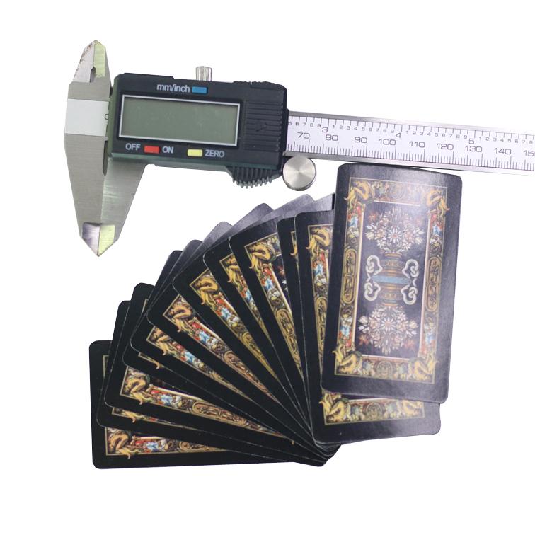 Оптовая продажа дешевых карт Таро под заказ Упакованные коробки для карт