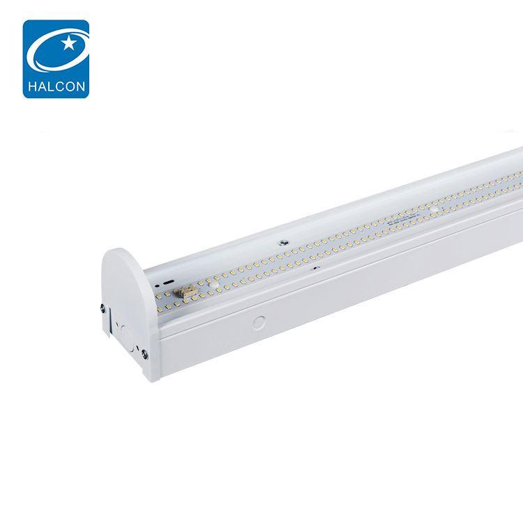 Best Quality Surface Mounted 18w 24w 36w 42w 68w Battery Led Strip Batten Light