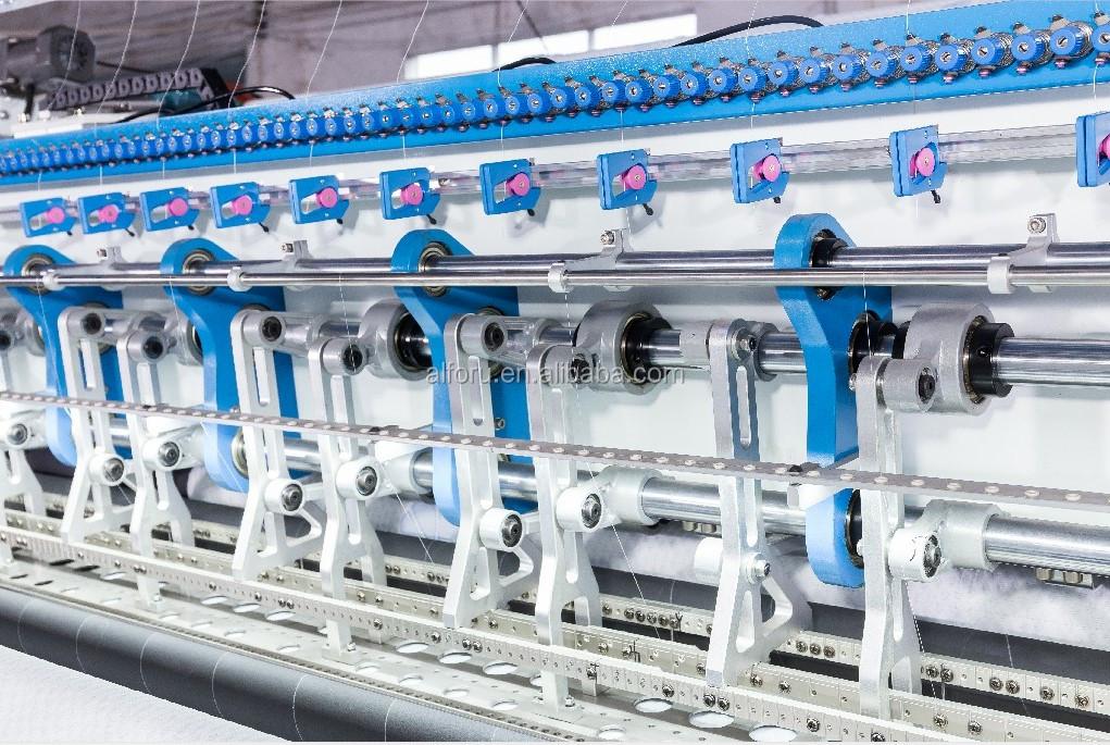 3WD автоматическая компьютеризированная машина цепного стежка челнока многоигольные стегальные машины для пенным наполнителем, Китай (материк)