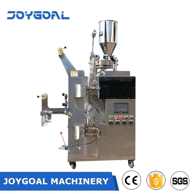 Automatic Tea Packaging / Tea Packing Machine With Inner Bag And Envelope