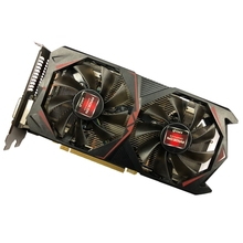 original amd rx 580 8gb gaming mining graphic card for PC gpu video card better than rx 570 8gb