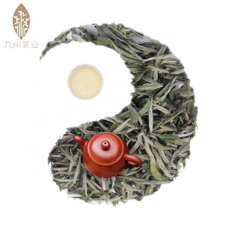 Chinese Organic Wild Shou Mei Shu Mee Longevity Brow Gong Mei Aged Tribute Eyebrow White Tea - 4uTea   4uTea.com