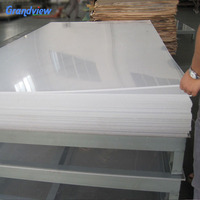 Extruded 1MM thickness Acrylic Plastic sheet free sample