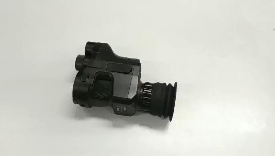 FLR-307NV с клипсой для ночного видения IR Scope WiFi TF MicroSD 200m