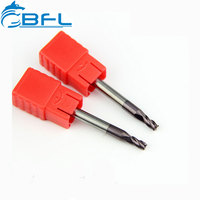 BFL Flat Milling Cutter CNC Cutting Tools Carbide EndMill For Wood&Metal