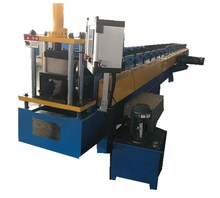 Dixin Nieuw Type Water Gutter Panel Koude Rolvormen Making <span class=keywords><strong>Machine</strong></span> Met CE Made In China