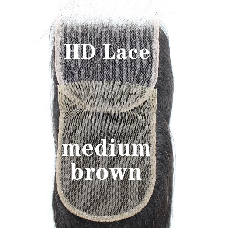 Online Shopping High Quality Invisible HD Lace Closure