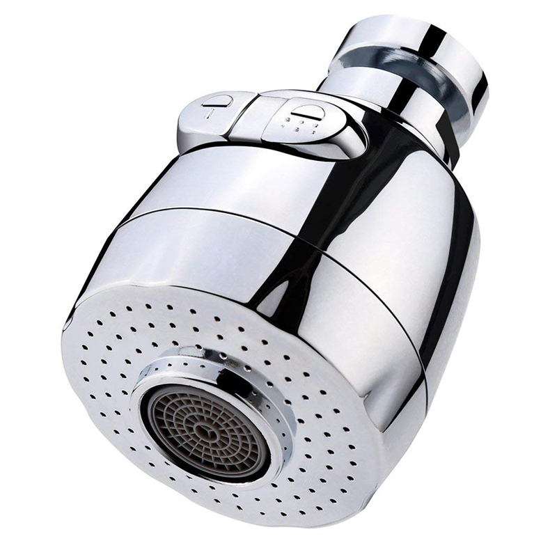 Вращающийся на 360 градусов аэратор водосберегающий кран аэратор для кухонного крана фильтрующая насадка на кран адаптер для дома(Китай)