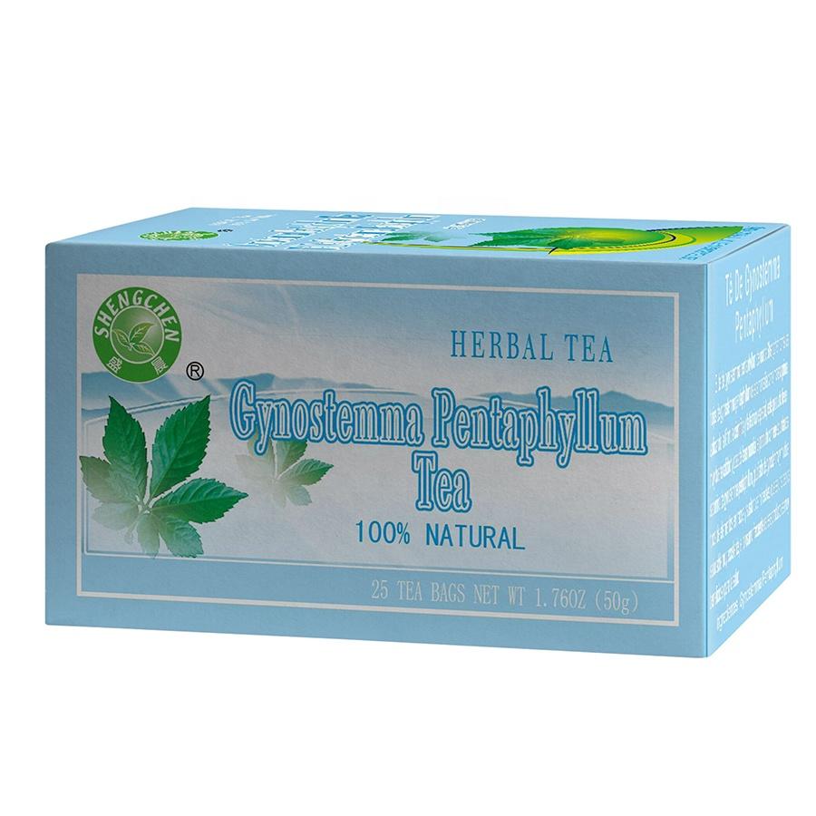 Herbal Jiaogulan leaf gynostemma tea for balancing/lowering blood sugar/blood liqid/blood pressure - 4uTea | 4uTea.com