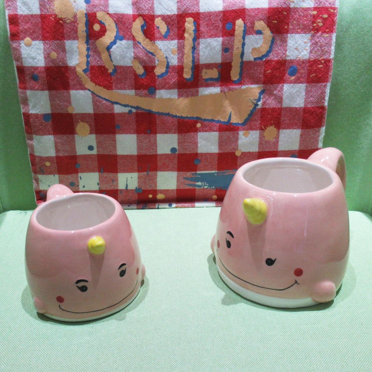 China suppliers glaze home goods ceramic mug coffee ceramic Narwhal Mug with handle new ceramic cup