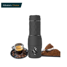 Espresso Coffee Maker Outdoor Travel Camping Portable Personal Handheld Mini Espresso Coffee Maker