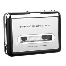 Súper USB cassette capture <span class=keywords><strong>MP3</strong></span> reproductor