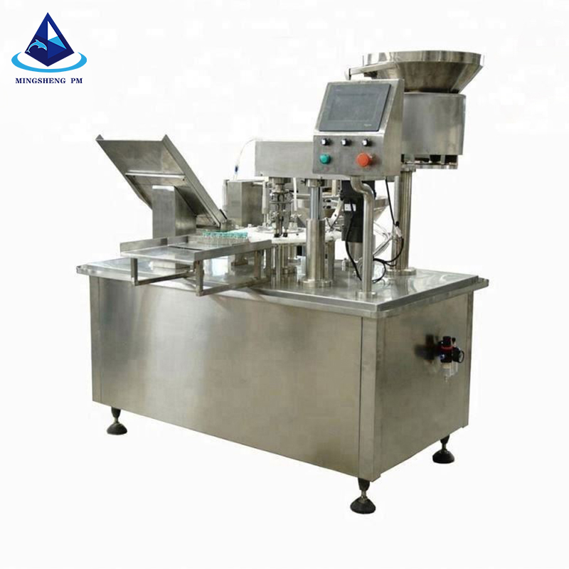 KGF-40 Automatic Vial Filling and Capping Machine