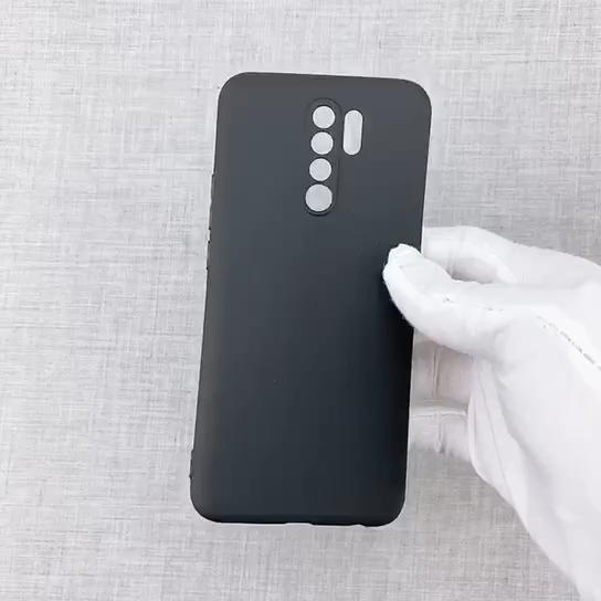 Model Slim Warna Candy Frosted Matte Case Ponsel untuk Xiaomi Redmi 9 9 S 9 PRO 8 7 Dicatat 8 Pro 8 7 6 Silicone Ponsel Case Penutup
