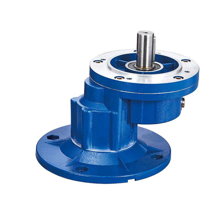 PC71 Helical gear reducer