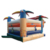 Jungle Dragon Theme Inflatable Bouncing House Castle Bounce Jumper Moonwalks Jumping Bouncer For Kids