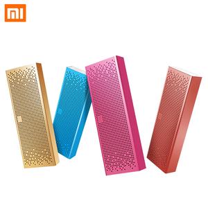 Original Xiaomi Mi Mini Speaker SD Card Wireless Portable Bluetooth Speaker With Microphone
