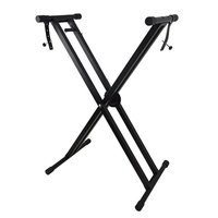 Wholesale Price Electric X-shape Piano Stand Keyboard Stand acoustic instrument accessories