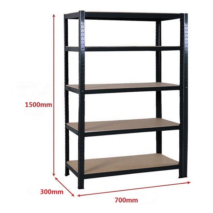2 x Greenhouse Shelves Shelving Unit Racking Boltless Heavy Duty Storage Shelf