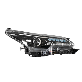 Competitive Price Black Front Auto Led Car Headlights For Fortuner 2016-2017