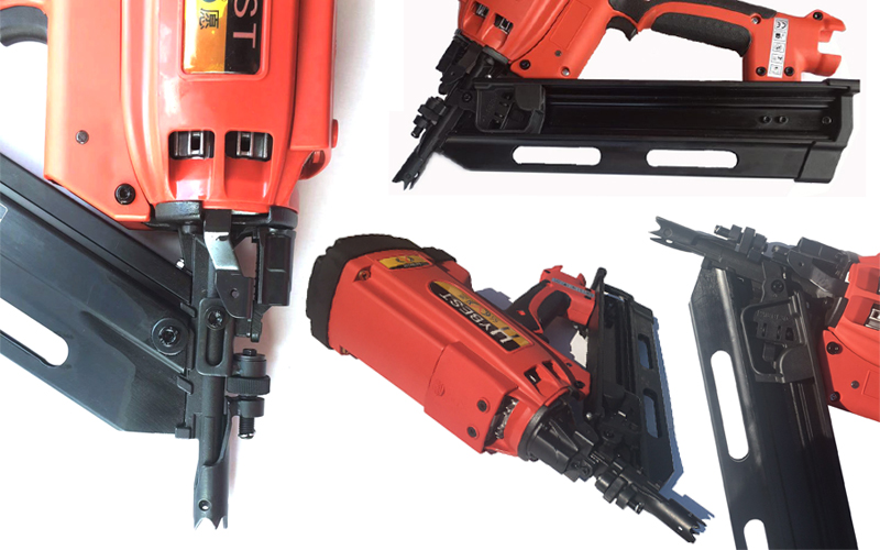 Gfn3490b Timber Electric Nail Gun Lowes For Gas Nailer