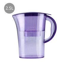Кувшин для воды, 4-слойный фильтр с активированным углем для удаления примесей, бактерий, кухонный фильтр для воды, домашний очиститель для н...(Китай)