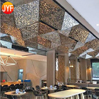 S66 304 Super Mirror Embossed Sheet Used Background Wall and Ceiling Stamped Sheet Ti-Gold Water Ripple Panel Metal Sheet