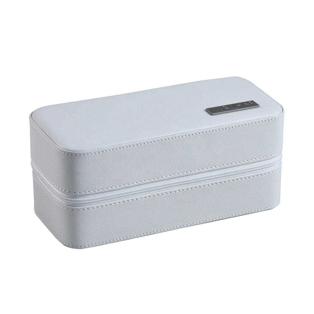 OEM packaging customised velvet custom pu leather paper perfume box