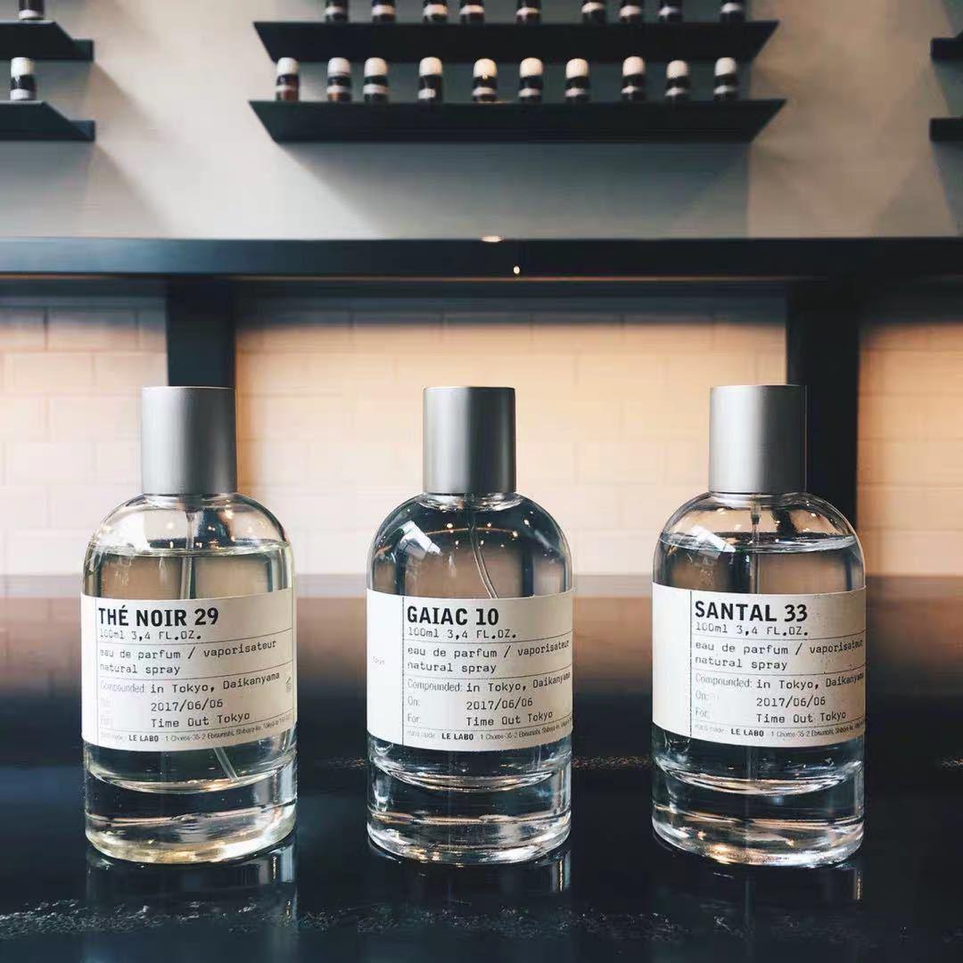Round Empty Clear Fragrance Perfume Bottle 30ml 50ml 100ml Spray Glass Bottles