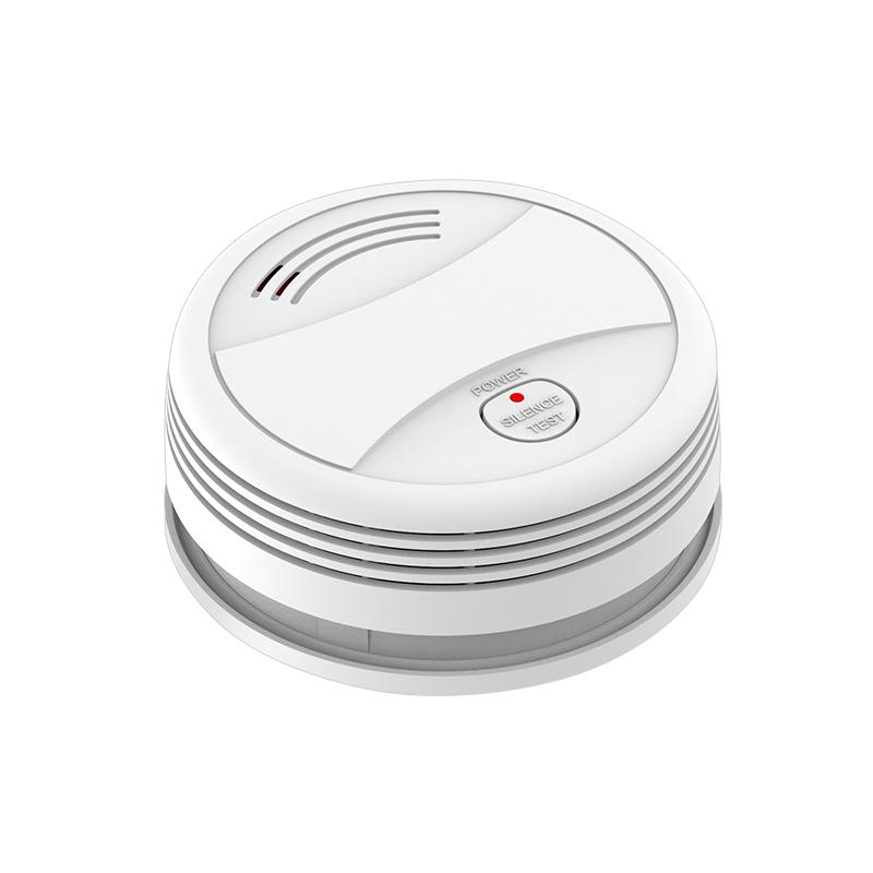 Tuya WIFI Safety Device Fire Detector Smoke Alarm Sensor Wireless Battery Operated SmartLife Home Automation