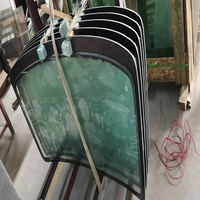 Bulletproof Car Glass Curved For Sale Made In China