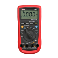 UT61B ac dc digital multimeter pocket size unit multimeter electronic multimeter
