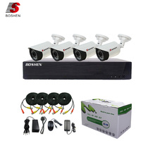 Boshen Top 10 Profesional Diy Smart Home Video Surveillance Hd 4ch 1080n 4 In 1 Dvr Kit Outdoor 1080 P cctv <span class=keywords><strong>Camera</strong></span>
