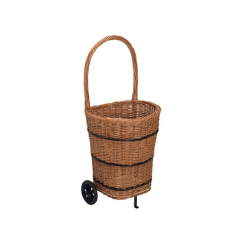 Personal Wicker Ping Cart