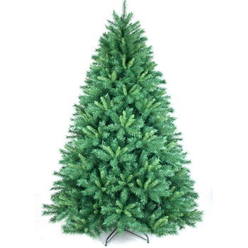 China Manufacturer Artificial PVC PE Christmas Tree Decorated with EN71 ROHS Standard1.8m or Customized