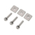 Surfboard Screws Keys and Screw with Plates Replacement Kits Surfboard Accessories